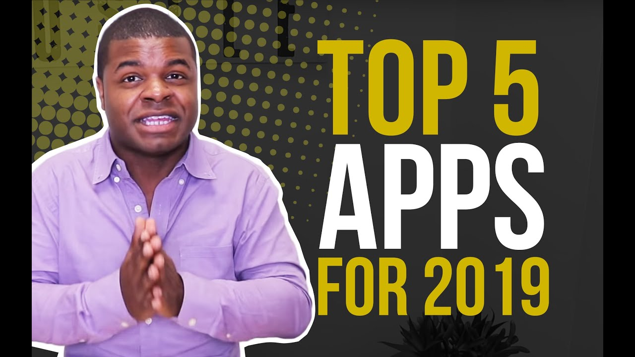 Top 5 Apps For Real Estate Agents In 2019